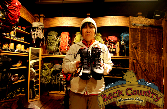 LOWA 登山靴 MOUNTAIN EXPERT GTX LADY BC穂高